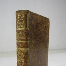 Libros antiguos: MEMORANDUM ANUAL Y PERPETUO, JOAQUIN BASTÚS, 1855, TOMO 1, BARCELONA. 13,5X19CM. Lote 133290334