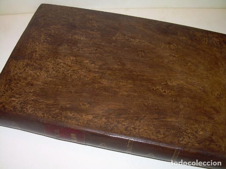 Libros antiguos: LIBRO TAPAS DE PIEL....ROGER DE FLOR O VENGANZA DE CATALANES...AÑO 1864..CON BONITOS GRABADOS. - Foto 26 - 133479010