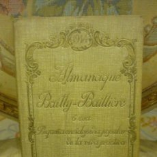 Libri antichi: ALMANAQUE BAILLY-BAILLIERE 1.914.. Lote 274397463