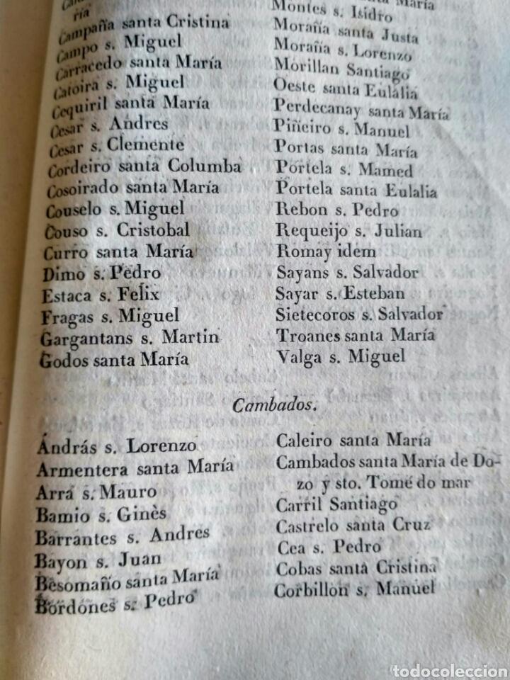 Libros antiguos: Historia de Galicia, José Verea y Aguiar, Ferrol 1838. - Foto 4 - 134833578