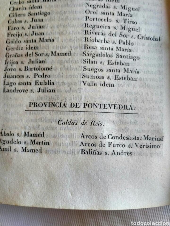 Libros antiguos: Historia de Galicia, José Verea y Aguiar, Ferrol 1838. - Foto 5 - 134833578