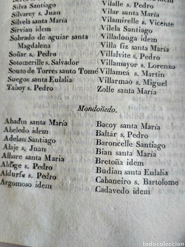 Libros antiguos: Historia de Galicia, José Verea y Aguiar, Ferrol 1838. - Foto 6 - 134833578