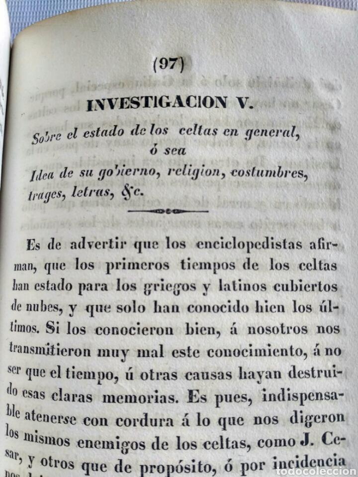 Libros antiguos: Historia de Galicia, José Verea y Aguiar, Ferrol 1838. - Foto 13 - 134833578