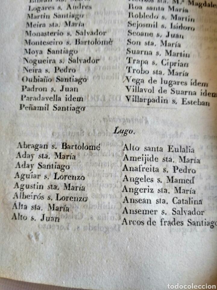 Libros antiguos: Historia de Galicia, José Verea y Aguiar, Ferrol 1838. - Foto 14 - 134833578