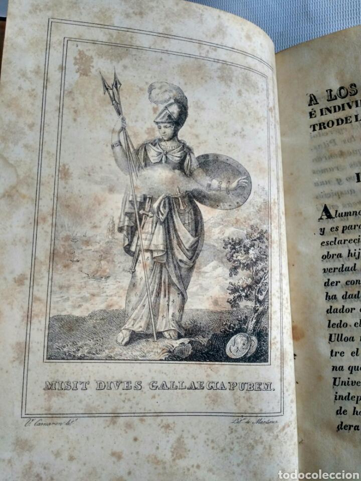 Libros antiguos: Historia de Galicia, José Verea y Aguiar, Ferrol 1838. - Foto 15 - 134833578
