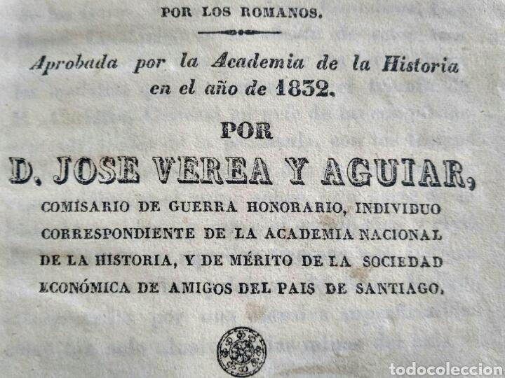 Libros antiguos: Historia de Galicia, José Verea y Aguiar, Ferrol 1838. - Foto 20 - 134833578