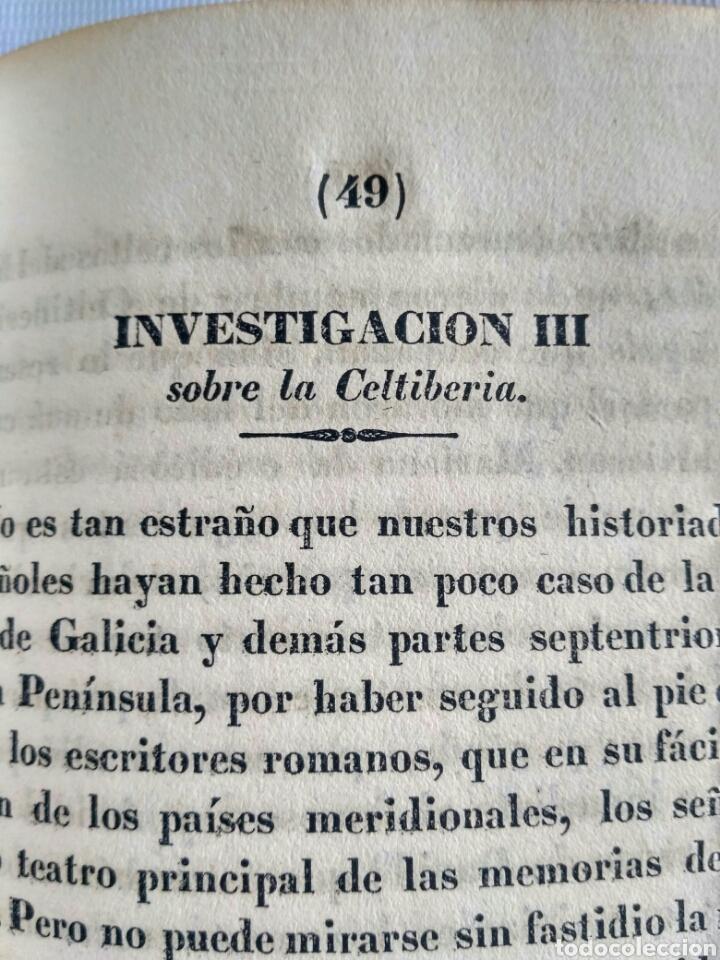 Libros antiguos: Historia de Galicia, José Verea y Aguiar, Ferrol 1838. - Foto 32 - 134833578