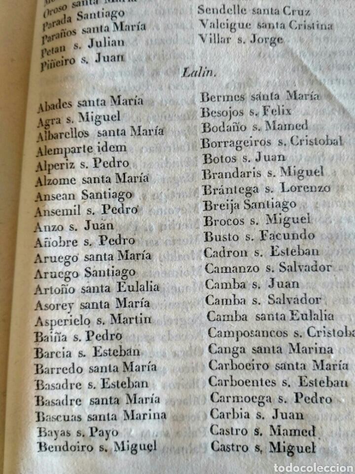 Libros antiguos: Historia de Galicia, José Verea y Aguiar, Ferrol 1838. - Foto 33 - 134833578