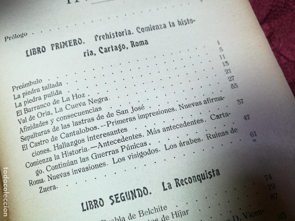 Libros antiguos: HISTORIA DE LA ANTIQUISIMA VILLA DE ALBALATE DEL ARZOBISPO.zaragoza VICENTE BARDAVÍU PONZ. 1914 - Foto 12 - 134866802