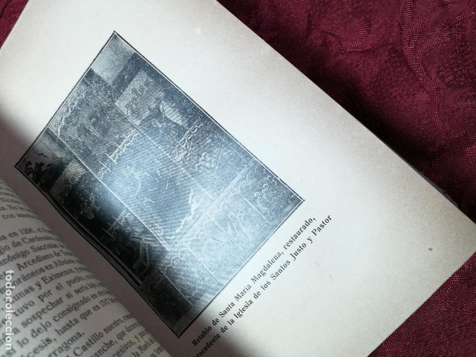 Libros antiguos: HISTORIA DE LA ANTIQUISIMA VILLA DE ALBALATE DEL ARZOBISPO.zaragoza VICENTE BARDAVÍU PONZ. 1914 - Foto 14 - 134866802