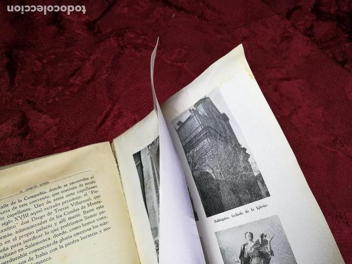 Libros antiguos: LA IGLESIA Y CONVENTO DE MM. AGUSTINAS DE SALAMANCA. UNA FUNDACIÓN DE MONTERREY - GARCÍA BOIZA,1945 - Foto 5 - 134928414
