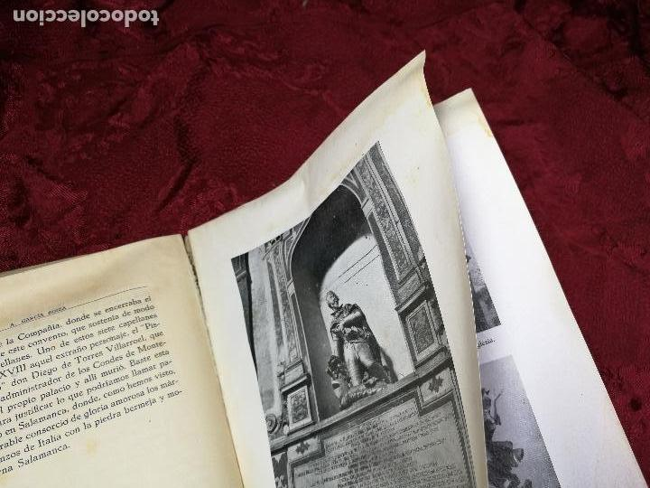 Libros antiguos: LA IGLESIA Y CONVENTO DE MM. AGUSTINAS DE SALAMANCA. UNA FUNDACIÓN DE MONTERREY - GARCÍA BOIZA,1945 - Foto 6 - 134928414