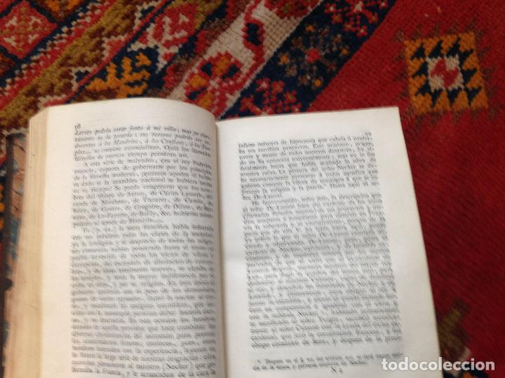 Libros antiguos: causas de la revolucion de francia tomo I por el abate D. lorenzo hervas y panduro 1807 - Foto 5 - 134960798