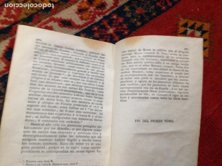 Libros antiguos: causas de la revolucion de francia tomo I por el abate D. lorenzo hervas y panduro 1807 - Foto 6 - 134960798