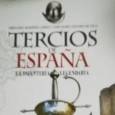 Libros antiguos: TERCIOS DE ESPAÑA. Lote 147365384