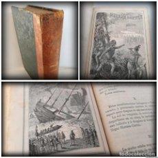 Libros antiguos: HERNÁN CORTÉS: DESCUBRIMIENTO Y CONQUISTA DE MÉJICO (1868) - TOMO I, ILUSTRADO CON GRABADOS. Lote 137242338