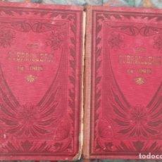 Libros antiguos: LOS GUERRILLEROS DE 1808 – E. RODRÍGUEZ SOLÍS (ENCICLOPEDIA DEMOCRÁTICA, 1895) GUERRA INDEPENDENCIA. Lote 138029758