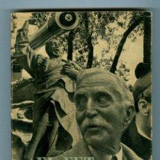 Libros antiguos: EL FET DEL DIA - 1935 - JOAN ALAVEDRA - PORTADA FOTOMONTAJE DE GABRIEL CASAS. Lote 138530026