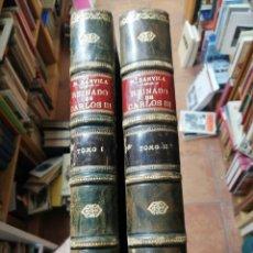 Libros antiguos: M. DANVILA. EL REINADO DE CARLOS III. 1891.. Lote 138551410
