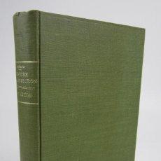 Libros antiguos: HISTOIRE DE LA RÉVOLUTION DANS LE DÉPARTEMENT DE L'ARIÈGE, G. ARNAUD, 1904, TOULOUSE. 17X25CM. Lote 139270698