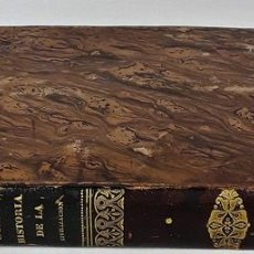 Libros antiguos: HISTORIA GENERAL DE LA CIVILIZACIÓN EUROPEA. M. GUISOT. IMP. J. VERDAGUER. 1839.. Lote 139535738