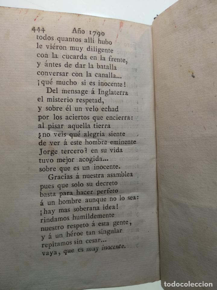 Libros antiguos: HISTORIA DE LA REVOLUCIÓN DE FRANCIA - D. FRANCISCO GRIMAUD DE VELAUNDE - TOMO III - MADRID - 1814 - - Foto 4 - 139846814