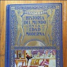 Libros antiguos: NAPOLEON, HISTORIA DEL MUNDO EN LA EDAD MODERNA. Lote 140099442