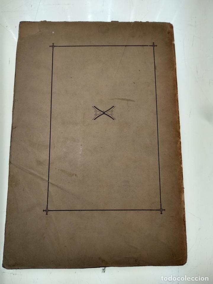Libros antiguos: DIVINA RETRIBUCIÓN DOBRE LA CAIDA DE ESPAÑA EN TIEMPO DEL NOBLE REY DON JUAN EL PRIMERO - 1879 - - Foto 8 - 140915254