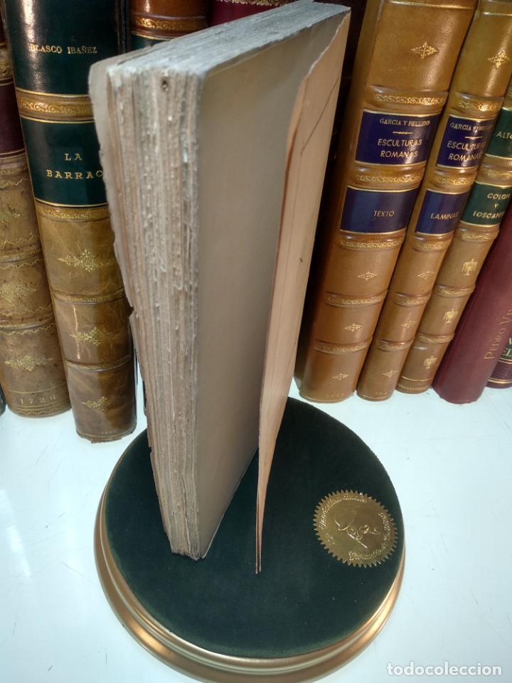 Libros antiguos: DIVINA RETRIBUCIÓN DOBRE LA CAIDA DE ESPAÑA EN TIEMPO DEL NOBLE REY DON JUAN EL PRIMERO - 1879 - - Foto 9 - 140915254