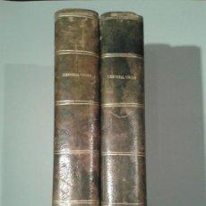 Libros antiguos: HISTORIA DE LA VIDA Y VIAJES DE CRISTÓBAL COLÓN. ROSELLY DE LORGUES. TRAD. CASABÓ. BARCELONA. 1878.. Lote 141174522
