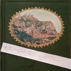 Libros antiguos: ALBUM MERAVELLA - LA COMARCA DE BAGES - VOLUM I - ANY 1931 -. Lote 142291754