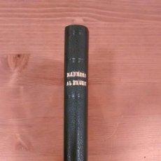 Libros antiguos: 'MANRESA AL BRUCH'. 1903. Lote 143625830