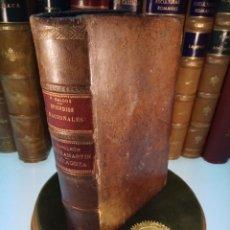Libros antiguos: EPISODIOS NACIONALES - NAPOLEÓN EN CHAMARTÍN - BENITO PEREZ GALDOS - SELLO HIJA DE GALDOS - 1919 -. Lote 144048986
