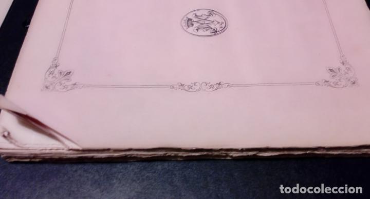 Libros antiguos: VICENTE BOIX. LIBRO MEMORIA HISTÓRICA FIESTAS EN VALENCIA-2º CENTENARIO NTRA.SRA. DESAMPARADOS 1867 - Foto 2 - 144114458