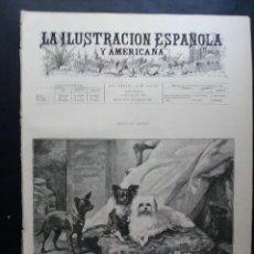 Libros antiguos: LA ILUSTRACIÓN ESPAÑOLA Y AMERICANA - 30 DIC. 1893 Nº XLVIII. Lote 144530698