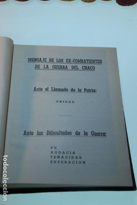Libros antiguos: LA GUERRA DEL CHACO - GRAL. RAIMUNDO ROLON - CAMPAÑA 1934 - 2 TOMOS - DESPUÉS DE CAMPO VIA HASTA EL - Foto 5 - 144564334