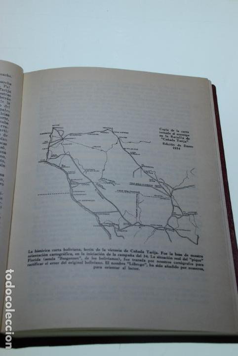 Libros antiguos: LA GUERRA DEL CHACO - GRAL. RAIMUNDO ROLON - CAMPAÑA 1934 - 2 TOMOS - DESPUÉS DE CAMPO VIA HASTA EL - Foto 8 - 144564334