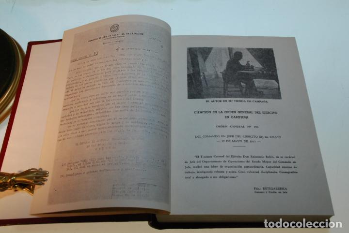 Libros antiguos: LA GUERRA DEL CHACO - GRAL. RAIMUNDO ROLON - CAMPAÑA 1934 - 2 TOMOS - DESPUÉS DE CAMPO VIA HASTA EL - Foto 14 - 144564334