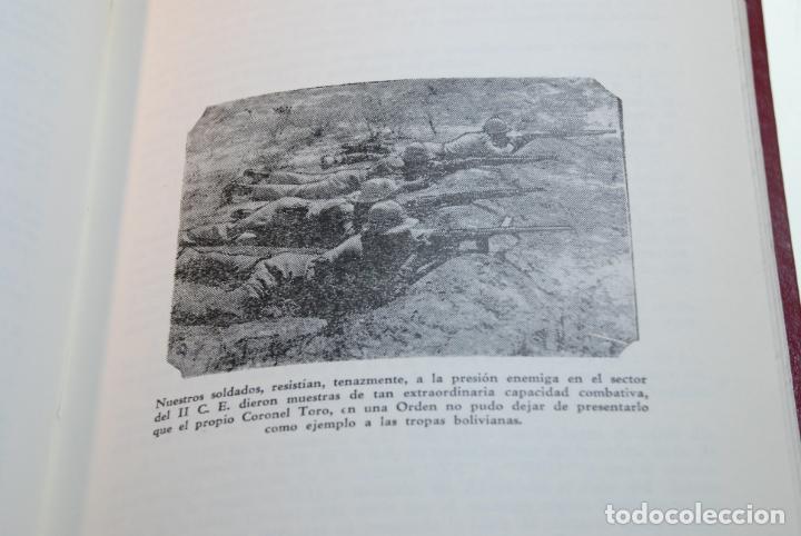 Libros antiguos: LA GUERRA DEL CHACO - GRAL. RAIMUNDO ROLON - CAMPAÑA 1934 - 2 TOMOS - DESPUÉS DE CAMPO VIA HASTA EL - Foto 17 - 144564334