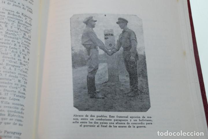 Libros antiguos: LA GUERRA DEL CHACO - GRAL. RAIMUNDO ROLON - CAMPAÑA 1934 - 2 TOMOS - DESPUÉS DE CAMPO VIA HASTA EL - Foto 18 - 144564334