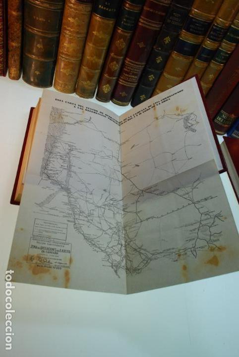 Libros antiguos: LA GUERRA DEL CHACO - GRAL. RAIMUNDO ROLON - CAMPAÑA 1934 - 2 TOMOS - DESPUÉS DE CAMPO VIA HASTA EL - Foto 19 - 144564334