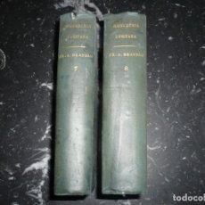 Libros antiguos: MONARCHIA LUSITANA ANTONIO BRANDAO 1806 LISBOA TOMO I--II TERCERA PARTE . Lote 145353906