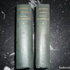 Libros antiguos: MONARCHIA LUSITANA BERNARDO DE BRITO 1808-09 LISBOA TOMO V--VI SEGUNDA PARTE . Lote 145354462