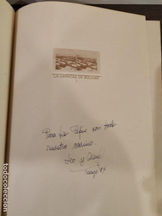 Libros antiguos: LA CARACAS DE BOLIVAR 1 - CARLOS EDUARLO MISLE - VENEZUELA. - Foto 4 - 145893338