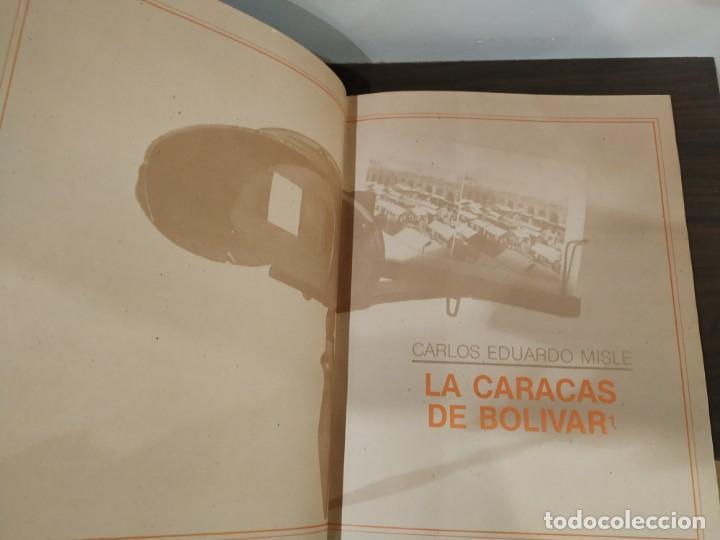 Libros antiguos: LA CARACAS DE BOLIVAR 1 - CARLOS EDUARLO MISLE - VENEZUELA. - Foto 5 - 145893338
