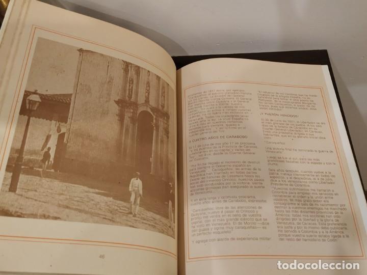 Libros antiguos: LA CARACAS DE BOLIVAR 1 - CARLOS EDUARLO MISLE - VENEZUELA. - Foto 13 - 145893338