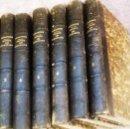 Libros antiguos: HISTOIRE DES GIRONDINS- A. DE LAMARTINE- 1848- EDIT. FURNE- COQUEBERT (PARIS)- 7 TOMOS- EN FRANCÉS-. Lote 146593430