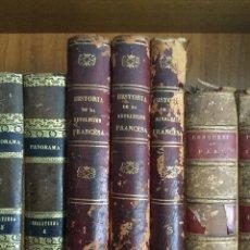 Libros antiguos: HISTORIA DE LA REVOLUCIÓN FRANCESA. 3T. 1898. J. MICHELET. Lote 147321392