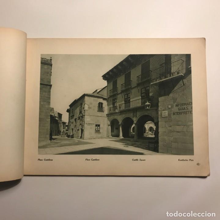 Libros antiguos: EXPOSICION INTERNACIONAL DE BARCELONA. EL PUEBLO ESPAÑOL. 1929. ALBUM FOTOGRAFICO - Foto 3 - 147424038