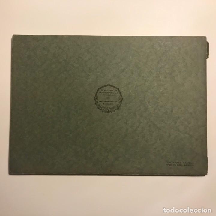 Libros antiguos: EXPOSICION INTERNACIONAL DE BARCELONA. EL PUEBLO ESPAÑOL. 1929. ALBUM FOTOGRAFICO - Foto 4 - 147424038